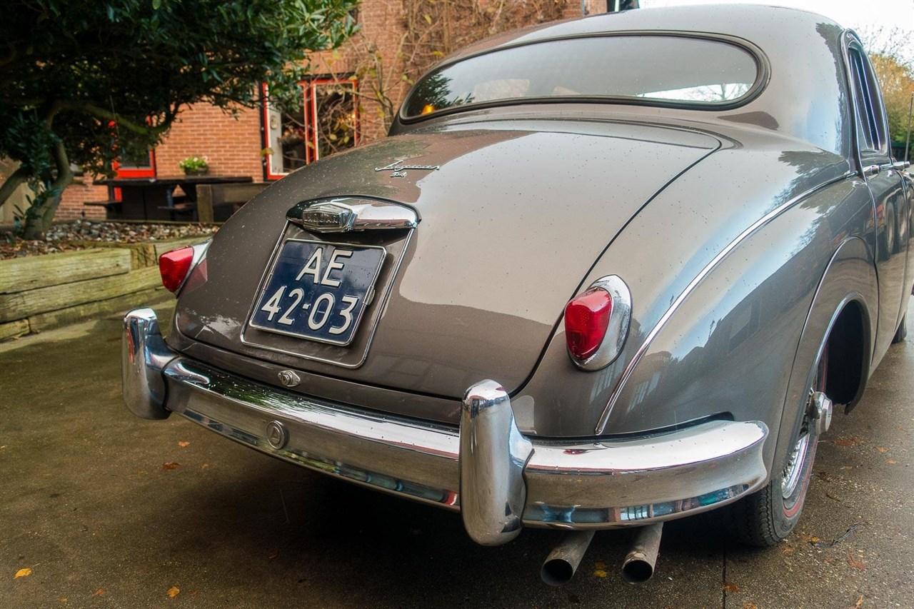 Jaguar Mark 1 3.4L 1959 - Peetoom Winkel v.o.f.